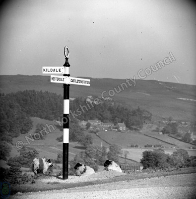Sign Post, Castleton